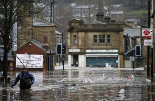 L'alluvione in Gran Bretagna 2