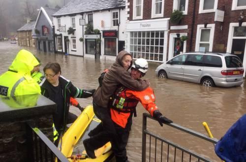 L'alluvione in Gran Bretagna 3