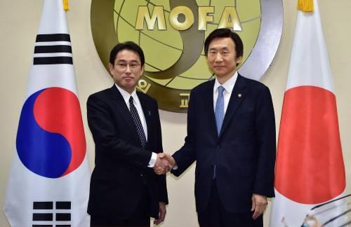 Schiave sessuali, Tokyo chiede scusa alla Corea 70 anni dopo
