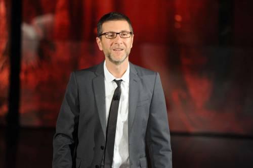 Fazio si allinea al richiamo dell'Agcom: invita Salvini ma i grillini lo attaccano