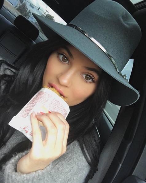 Kylie Jenner, il 2015 su Instagram 9