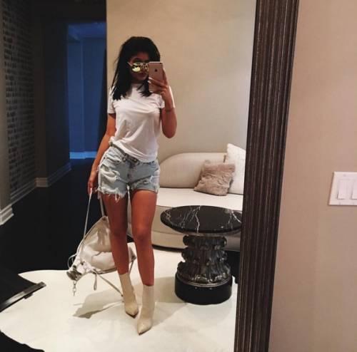 Kylie Jenner, il 2015 su Instagram 22