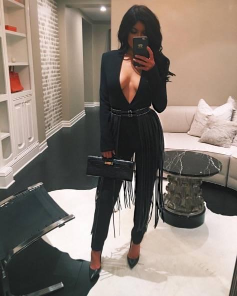 Kylie Jenner, il 2015 su Instagram 28