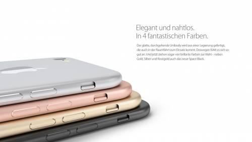 Come potrebbe essere l'iPhone 7 2