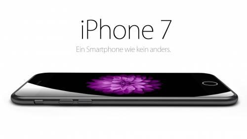 Come potrebbe essere l'iPhone 7 3