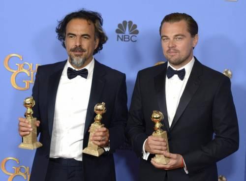 """""""Il Redivivo"""" vince ai Golden Globe. A bocca asciutta il dramma lesbo """"Carol"""""""