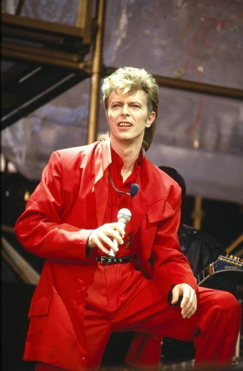 Bowie, i mille look di una vita 2