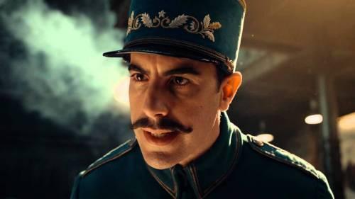 Sacha Baron Coen, i personaggi 28