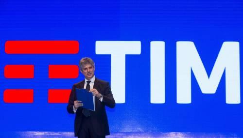 Marco Patuano, ad Telecom Italia