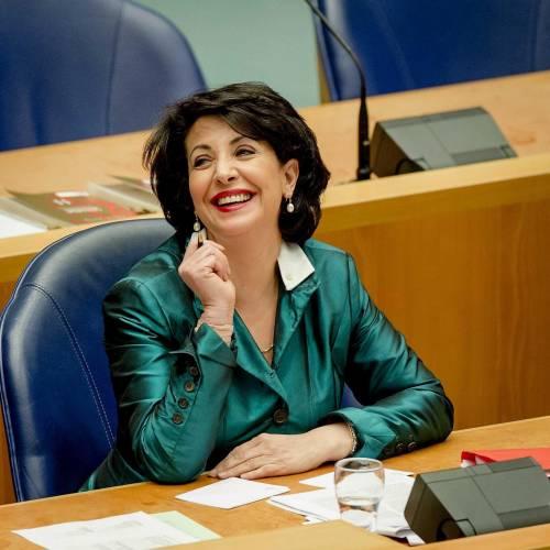 Olanda, deputata marocchina eletta presidente della Camera