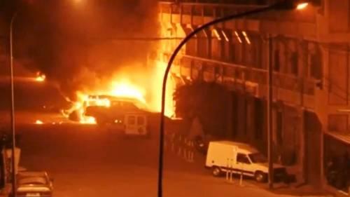 Attacco a un hotel in Burkina Faso a Ouagadougou