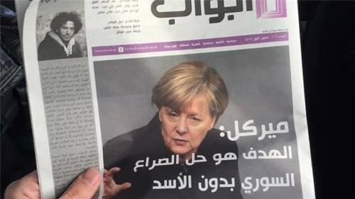 A Colonia è nato ''Abwab'' il giornale dei rifugiati in lingua araba