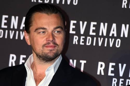 """La confessione di DiCaprio: """"Vorrei interpretare Putin"""""""