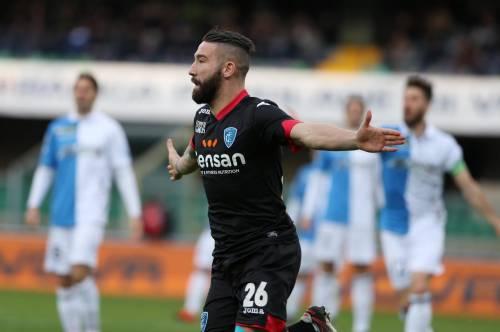Serie A, Chievo-Empoli 1-1