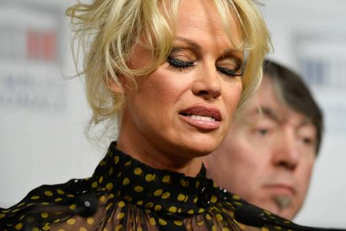 Pamela Anderson contro il foie gras 29