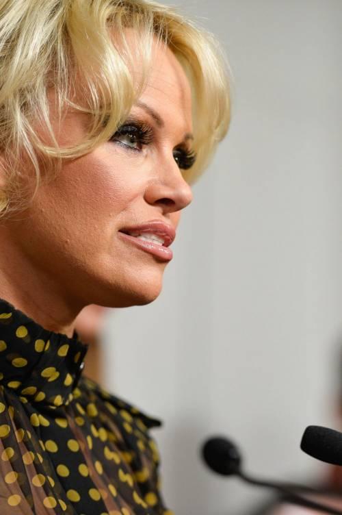 Pamela Anderson contro il foie gras 26