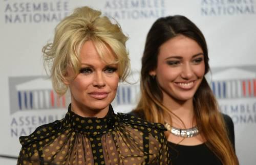 Pamela Anderson contro il foie gras 43