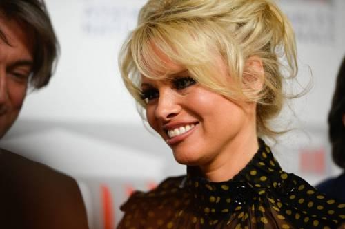 Pamela Anderson contro il foie gras 41