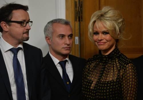 Pamela Anderson contro il foie gras 51