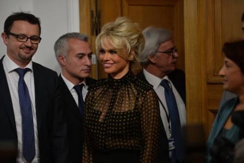 Pamela Anderson contro il foie gras 52