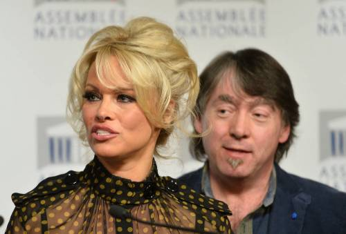 Pamela Anderson contro il foie gras 59