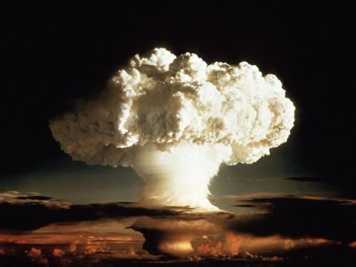 Un'esplosione coperta nell'oceano e il giallo del test nucleare di Israele