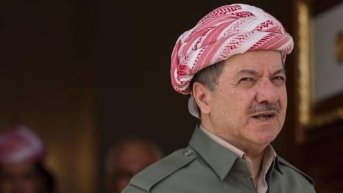 Le illusioni di Massoud Barzani