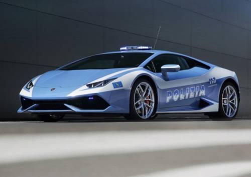 """Banda dell'Audi gialla, """"la polizia 'sguinzaglia' due Lamborghini"""": arriva la smentita"""