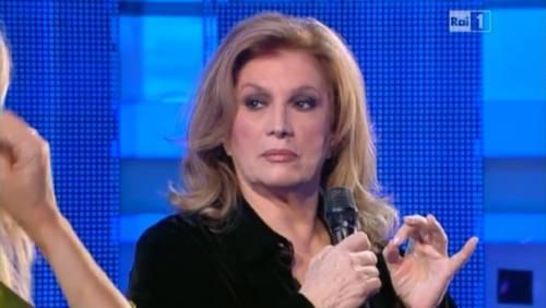 L'imprecazione di Iva Zanicchi in diretta tv durante Domenica In