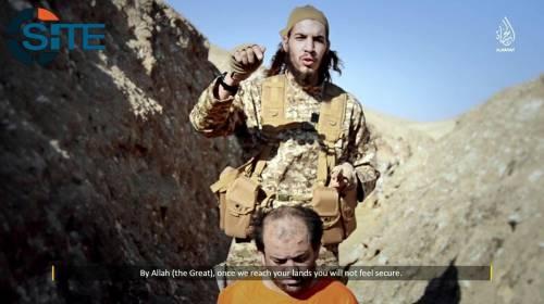 Un nuovo video degli otto attentatori di Parigi 3