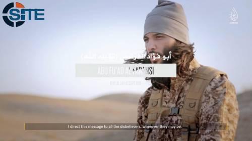 Un nuovo video degli otto attentatori di Parigi 5
