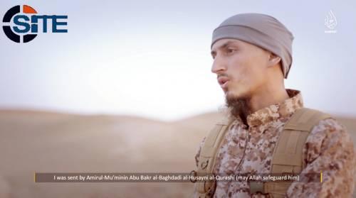 Un nuovo video degli otto attentatori di Parigi 4
