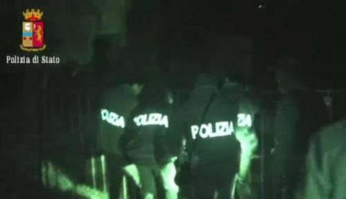 """Il blitz per arrestare il """"foreign fighter"""" 2"""