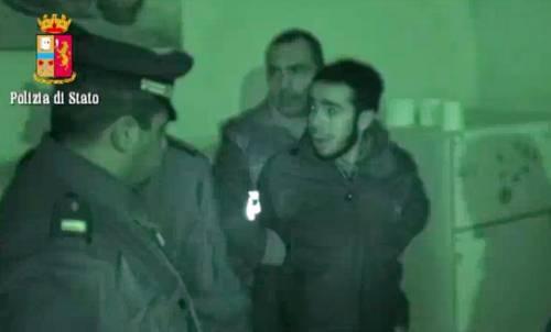 """Il blitz per arrestare il """"foreign fighter"""" 3"""