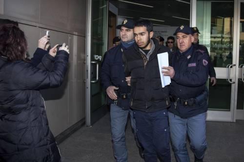 """Il blitz per arrestare il """"foreign fighter"""" italiano 1"""