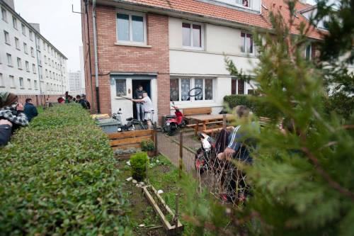 Calais, la rivolta dei migranti 11