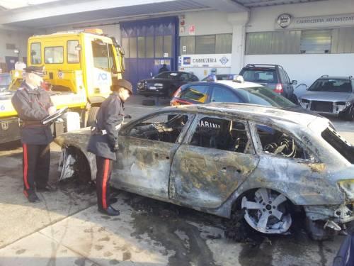 La corsa è finita: gli albanesi vincono la sfida dell'Audi gialla