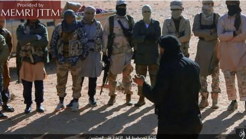 Isis decapita tre persone a Marada 4