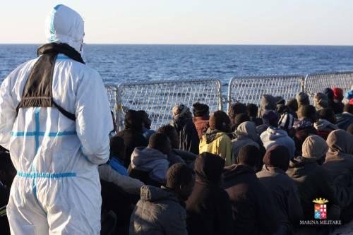 Oltre 110mila migranti stipati nei Cie. E gli sbarchi continuano a crescere