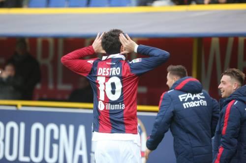 Serie A, Bologna-Sampdoria: 3-2