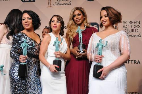 SAG Awards, tutti i look 77