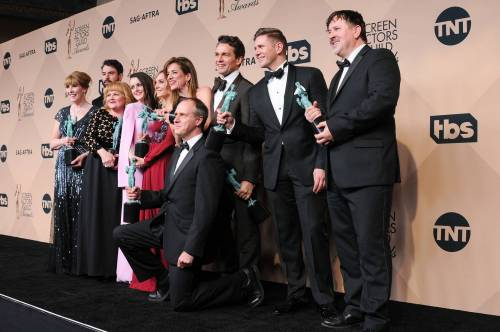 SAG Awards, tutti i look 78