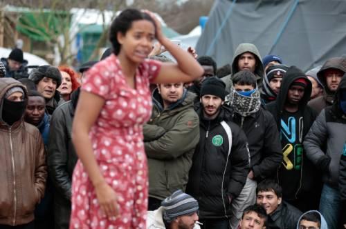 L'Amleto di Shakespeare in scena nella Giungla di Calais 9