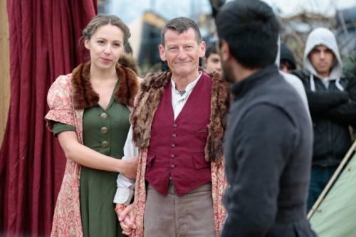 L'Amleto di Shakespeare in scena nella Giungla di Calais 13
