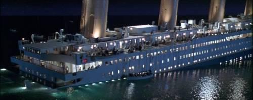 In Cina verrà costruito un nuovo Titanic: sarà un albergo di lusso