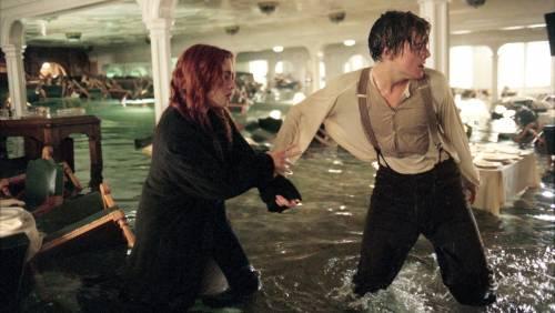 Titanic, foto