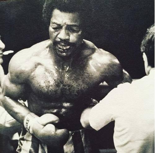Sylvester Stallone nelle foto di scena di Rocky 13