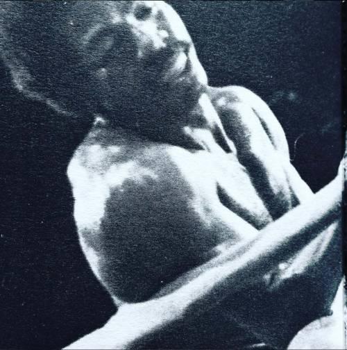 Sylvester Stallone nelle foto di scena di Rocky 19