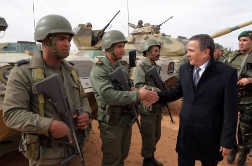 Un muro tra Tunisia e Libia contro la minaccia del jihad 2