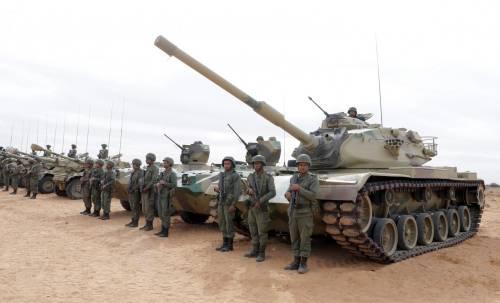 Un muro tra Tunisia e Libia contro la minaccia del jihad 4